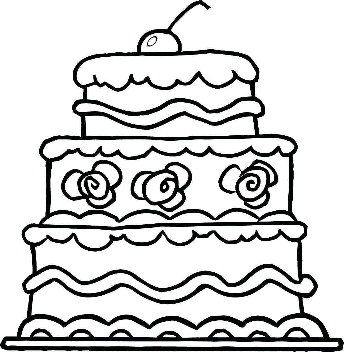 1112x1136 Vector Of A Cartoon Fireman Extinguishing Birthday Cake Coloring