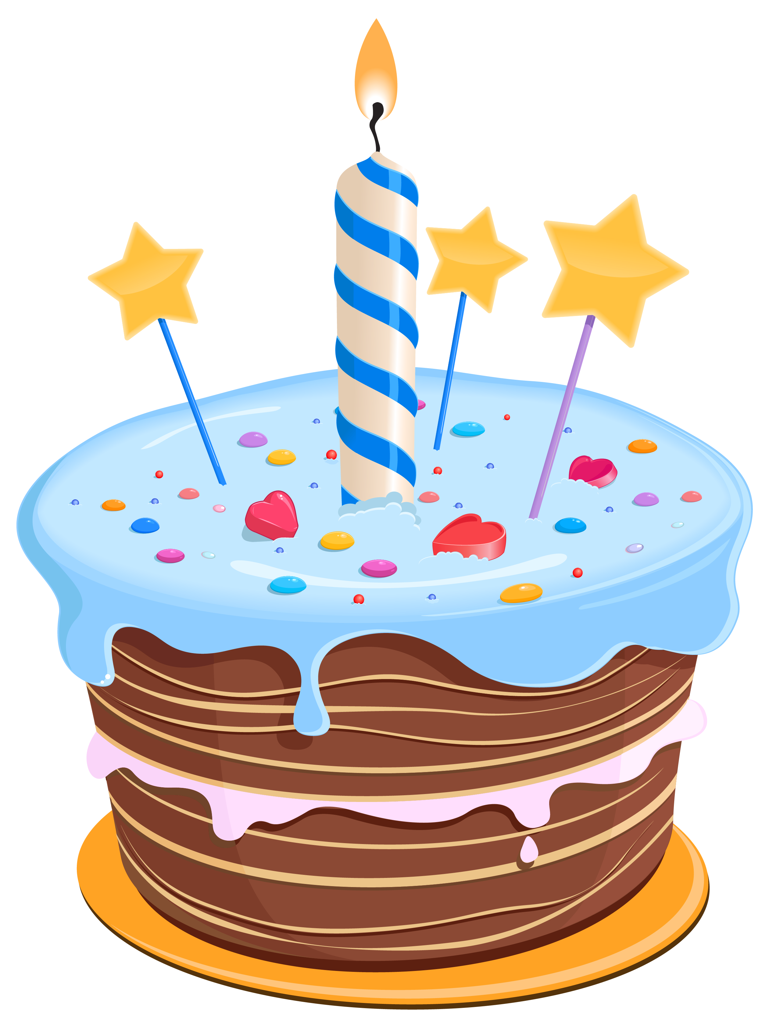2499x3334 Top 78 Birthday Cake Clip Art