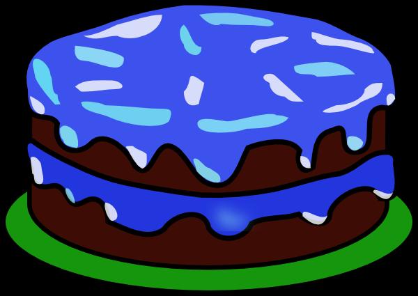 600x425 Birthday Cake Clip Art Black Birthday