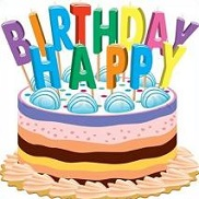 182x182 Free Happy Birthday Cake Clipart