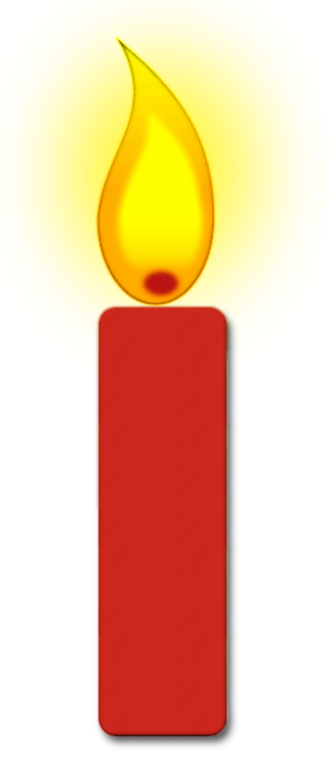 302x698 Candles Birthday Candle Clipart Kid 8