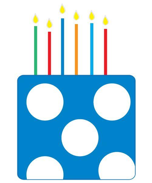 500x600 The Best Birthday Cake Clip Art Ideas Happy