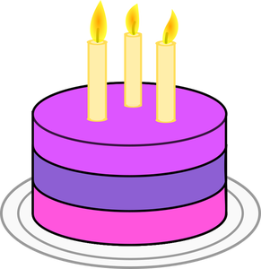 Birthday Candles Png Clipart