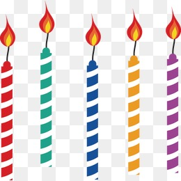 260x260 Birthday Candles Png Images Vectors And Psd Files Free