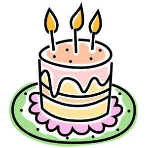 300x300 Birthday clip art for friend free clipart images