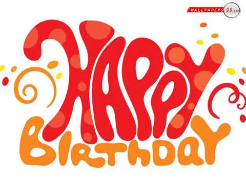 480x360 Happy Birthday Free Clip Art Funny
