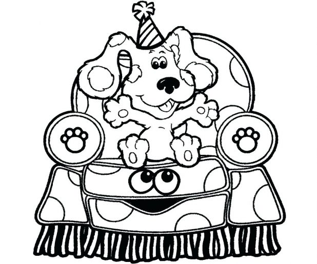 618x515 Coloring Pages Marvelous Birthday Color Book. Color Book Birthday