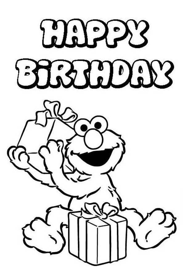 Birthday Coloring Pages Free Download Best Birthday Coloring Pages