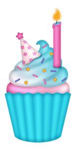 154x300 Free Cupcake Clip Art (Delightful Distractions) Clip Art, Free
