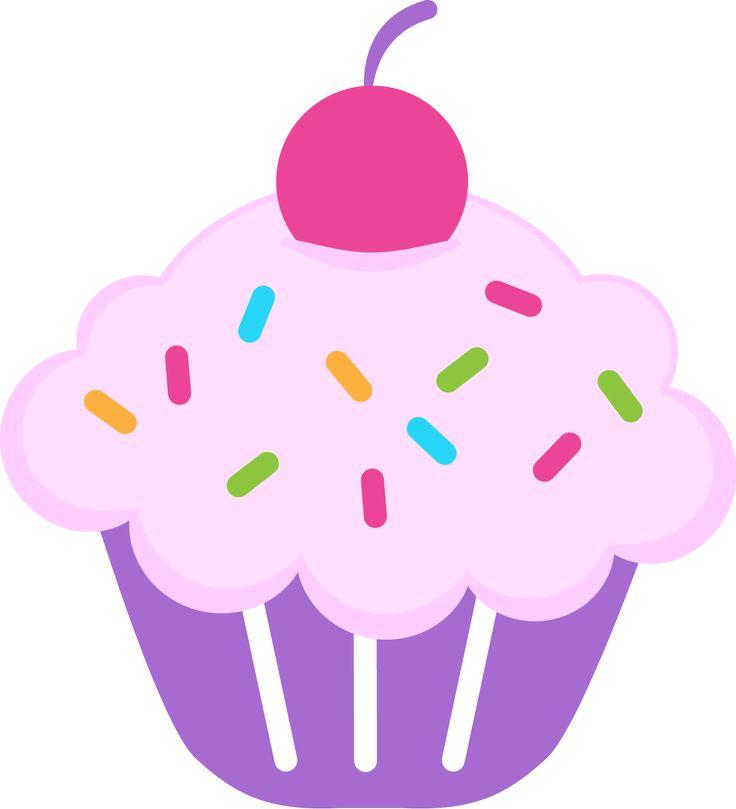 Birthday Cupcakes Clipart
