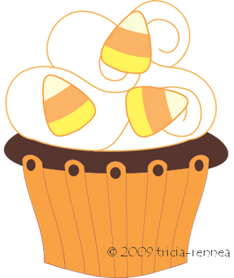 338x400 Cupcake Clipart Image Blue And Pink Cupcakes 8