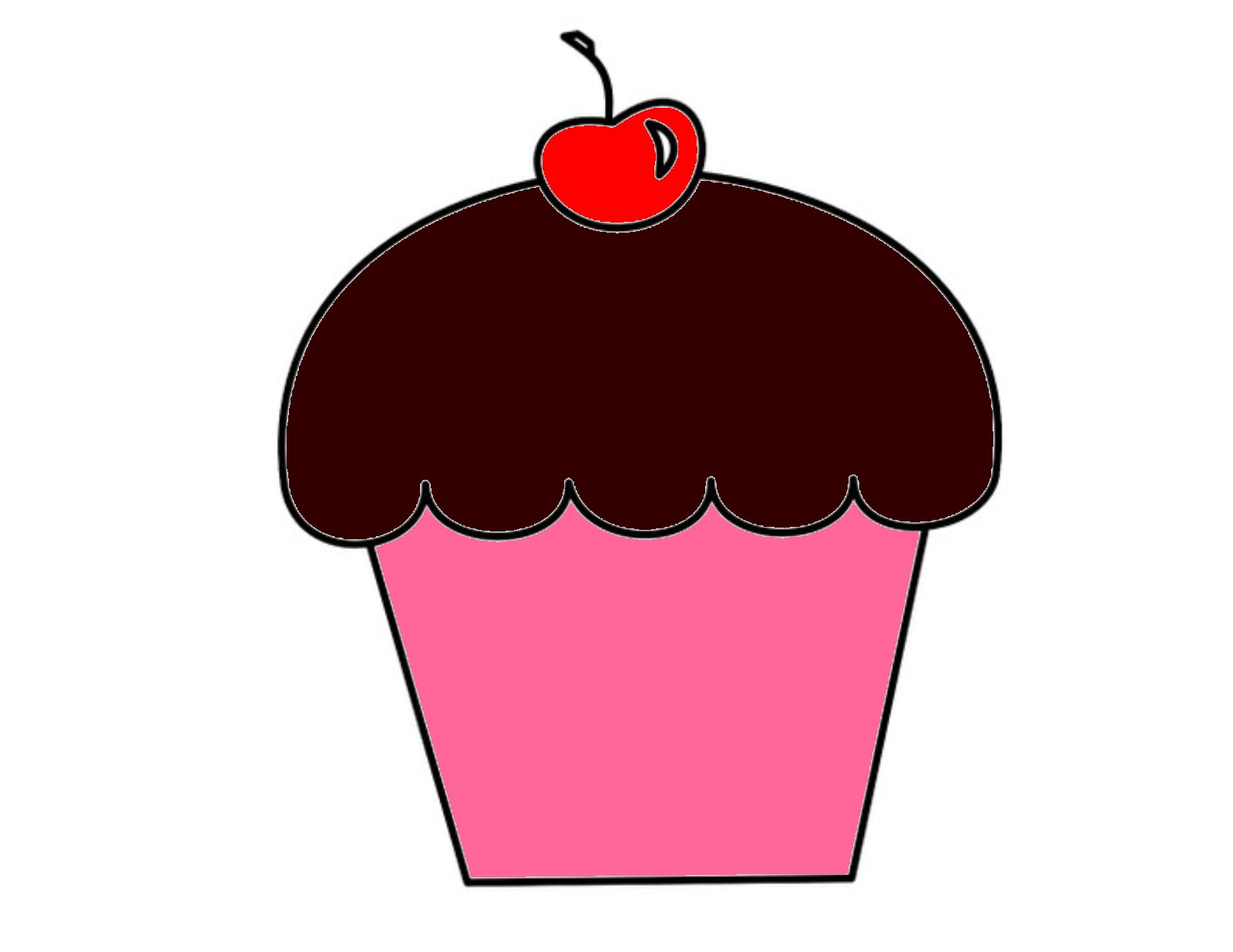 1600x1236 Cupcake Marvelous Step By Step How To Draw A Cupcake Birthday