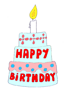 270x382 Birthday Clip Art And Free Graphics