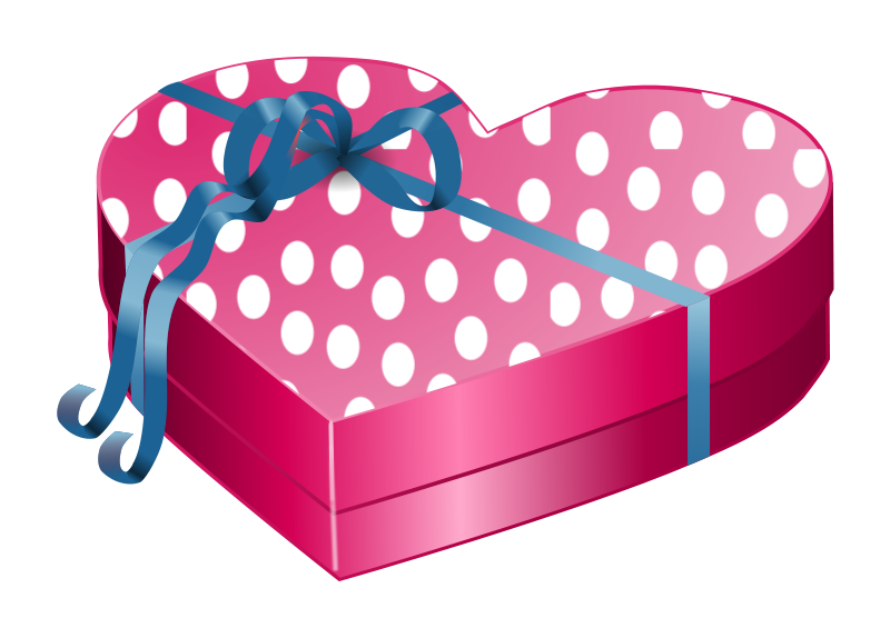 800x574 Gift Box Clipart