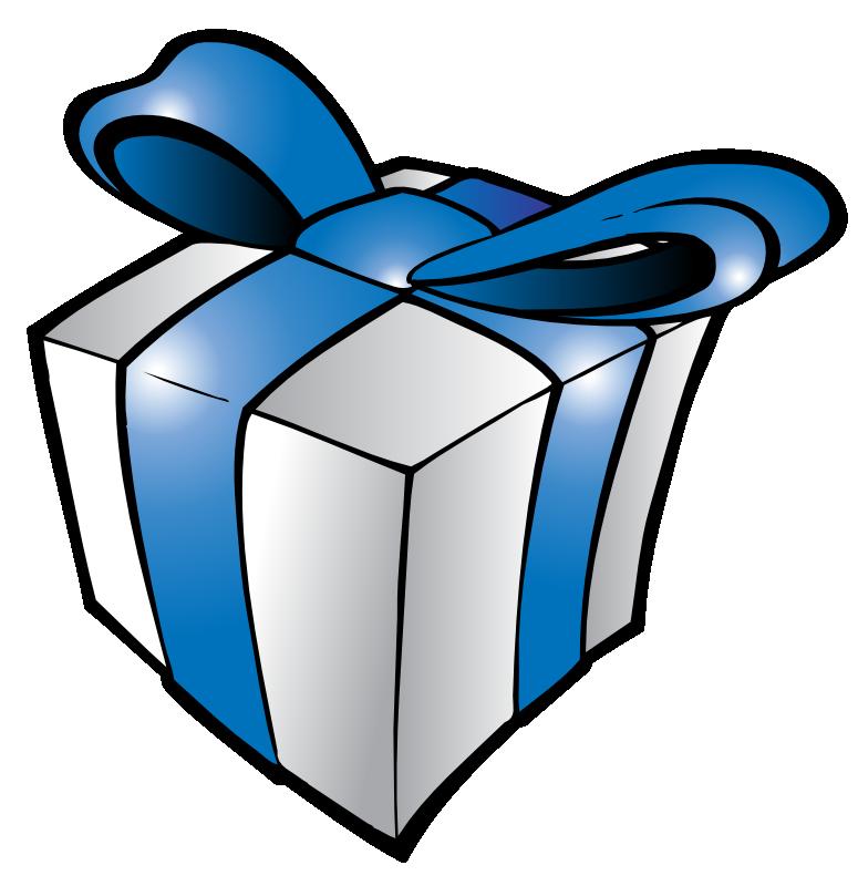 775x800 Gift Birthday Ts Clip Art Clipart