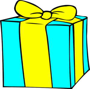 300x297 Gift Clipart Rectangle