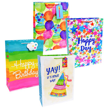 350x350 Birthday Gift Bags