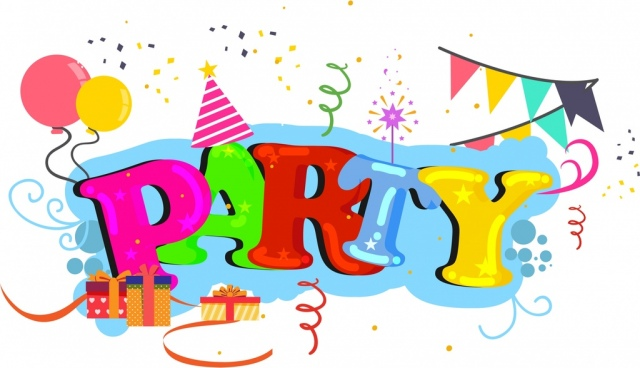640x368 Birthday Party Background Free Vector Download (44,570 Free Vector
