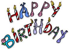 229x167 Free Birthday Graphics