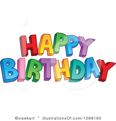400x420 Free Birthday Clipart Images