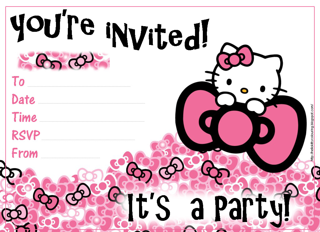 1024x744 Graphics For 10 Hello Kitty Birthday Graphics