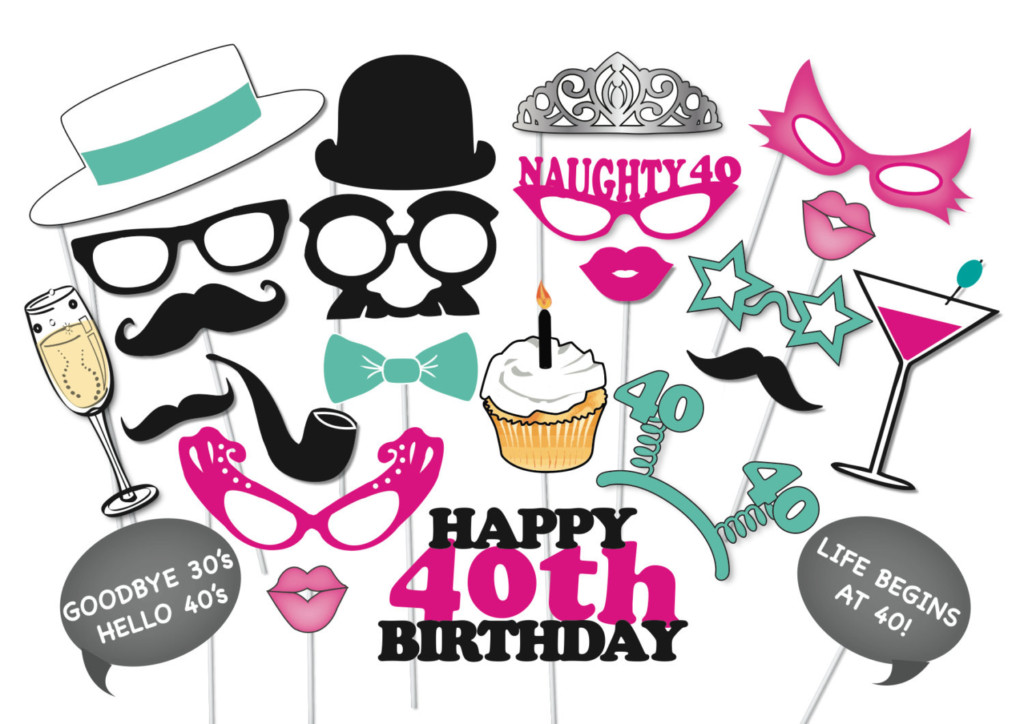 1024x724 Happy 40th Birthday Images Free