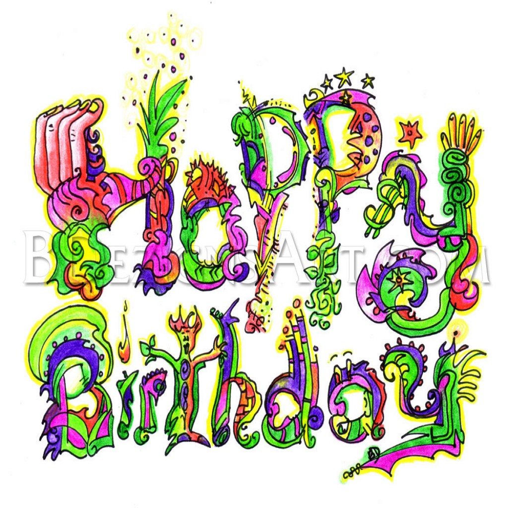 1024x1024 Beautiful Happy Birthday Moving Images Free
