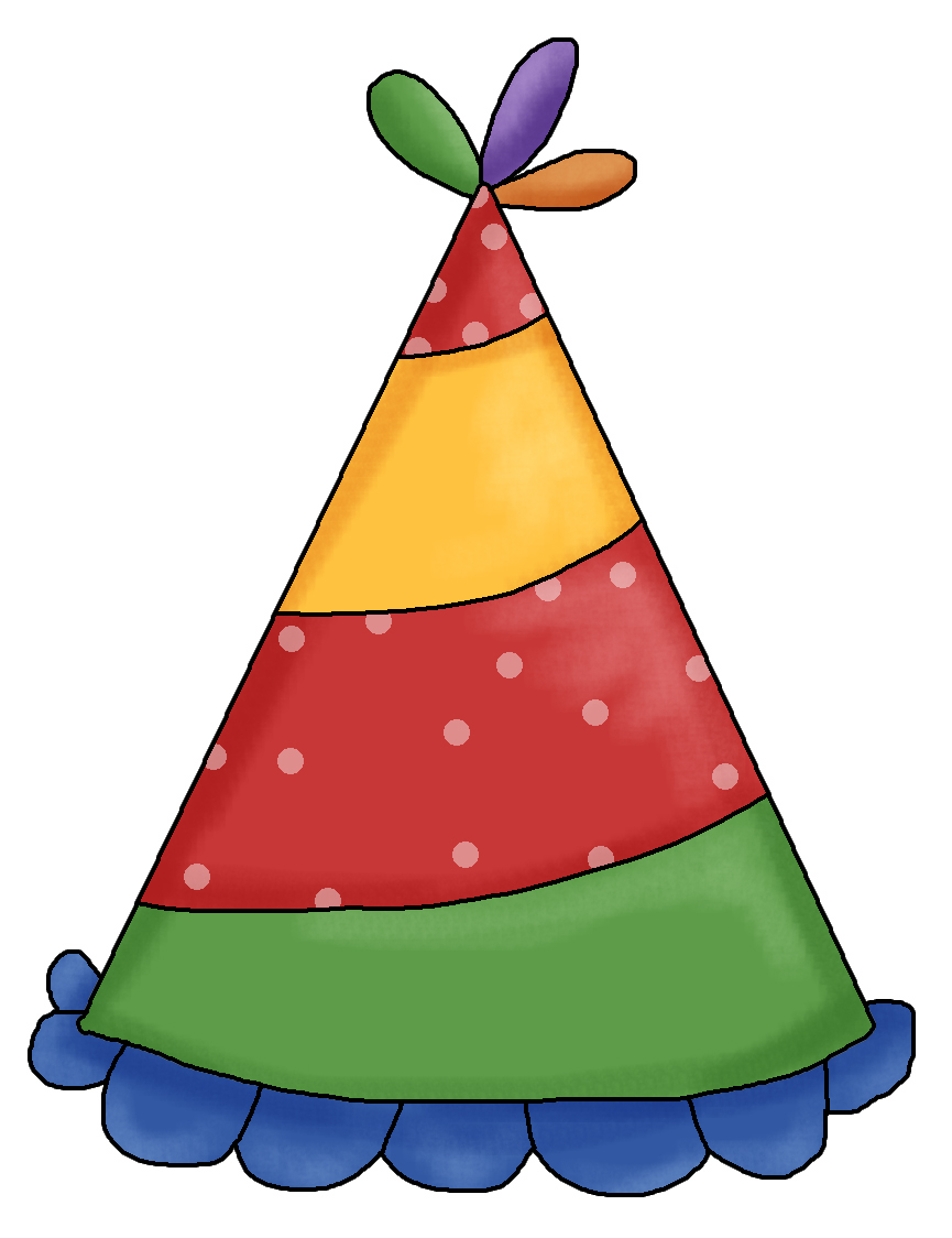 865x1124 Best Birthday Hat Clipart