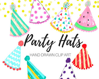 340x270 Birthday Clip Art Etsy