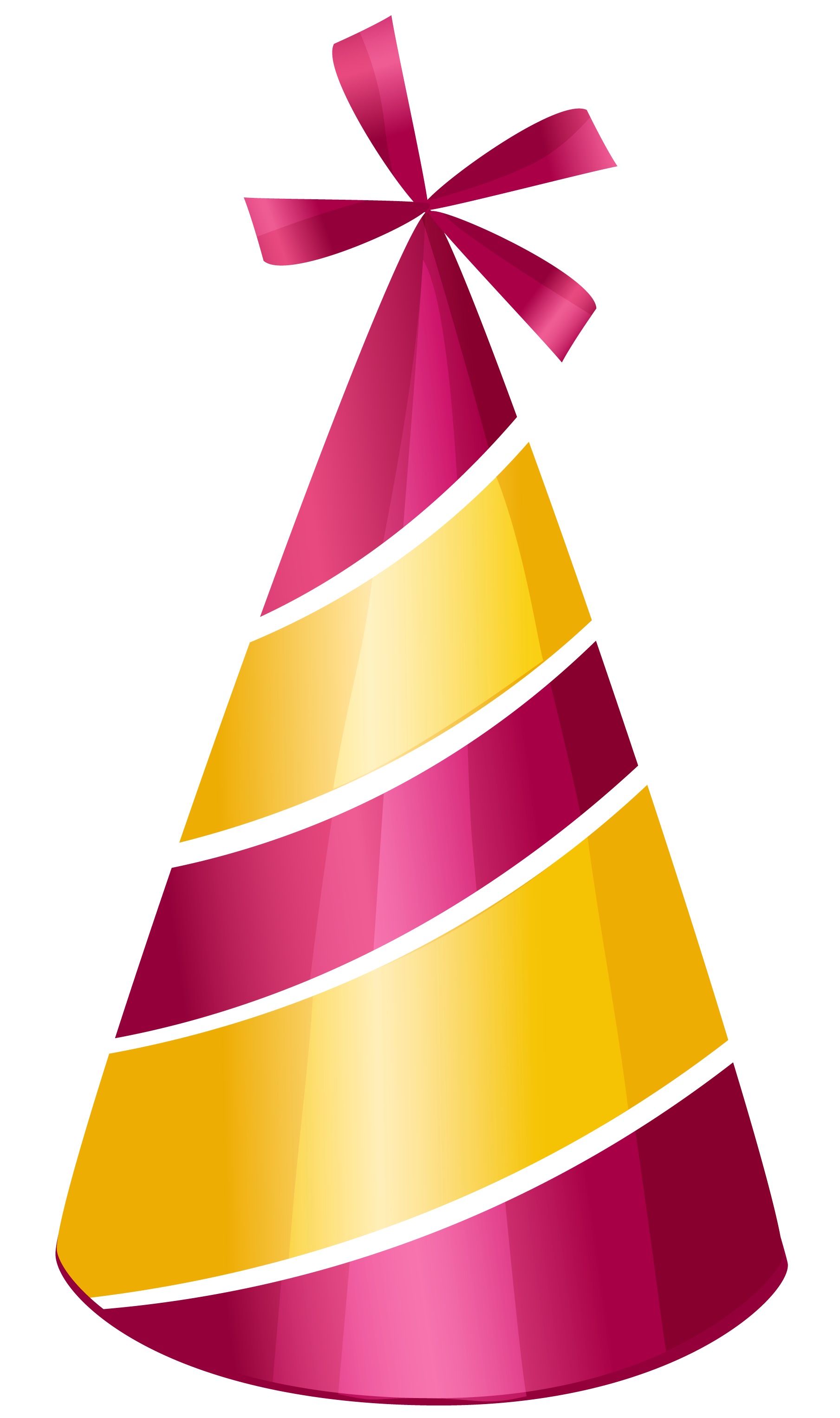1809x3053 Birthday Hat Clipart 5