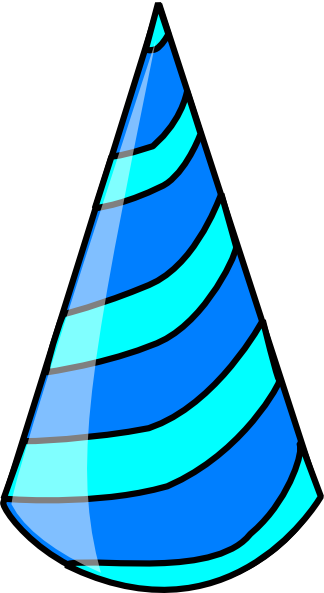 324x593 Birthday Hat Clip Art