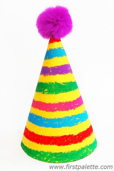 400x600 Birthday Hat Party Clipart Transparent Background 3