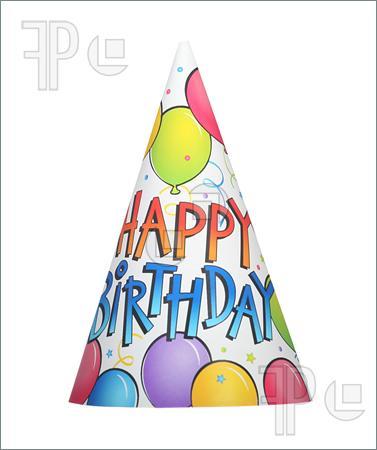 377x450 Happy Birthday Hat Clipart
