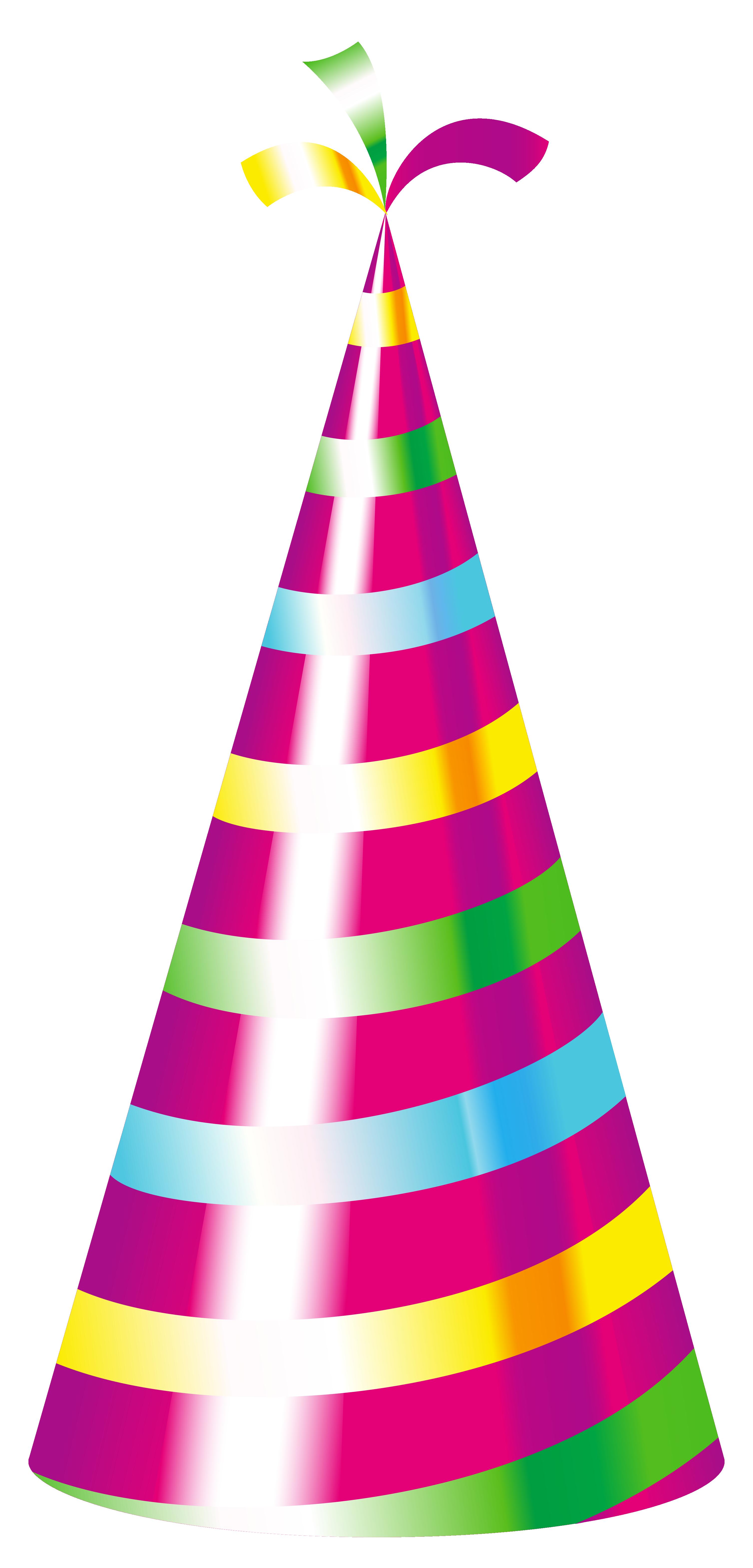 3015x6279 Birthday Hat Clipart No Background