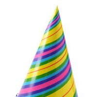 200x200 Birthday Hat Clipart No Background