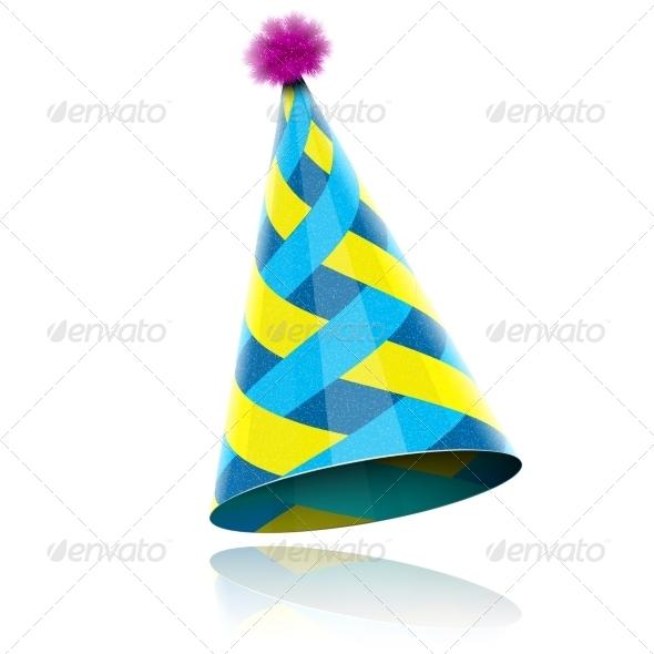 590x590 Birthday Hat Transparent Clipart Panda