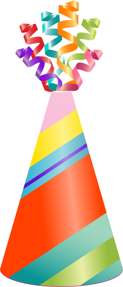 516x1200 Birthday Clipart Png