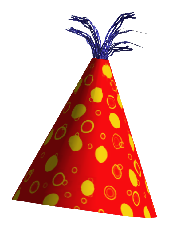 550x750 Birthday Hat Png Transparent Images Png All