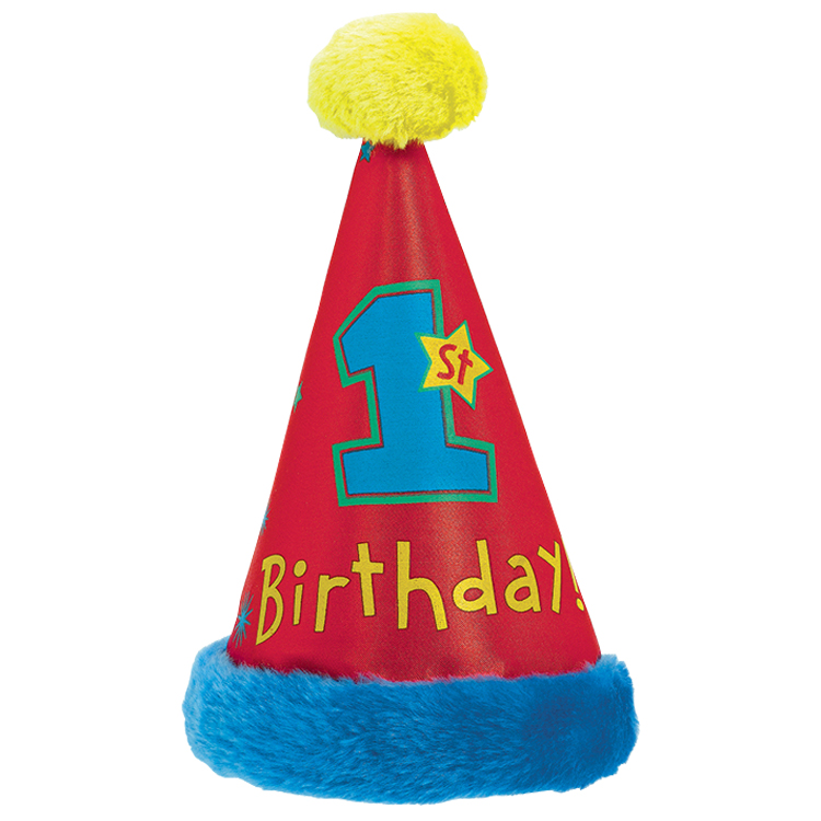 750x750 All Aboard 1st Birthday Party Faux Fur Hat