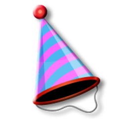 244x244 Filebirthdayhat.png
