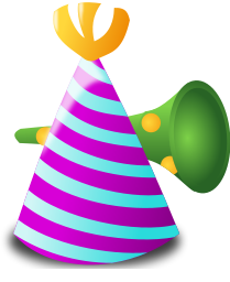 209x256 Birthday Icon Hat