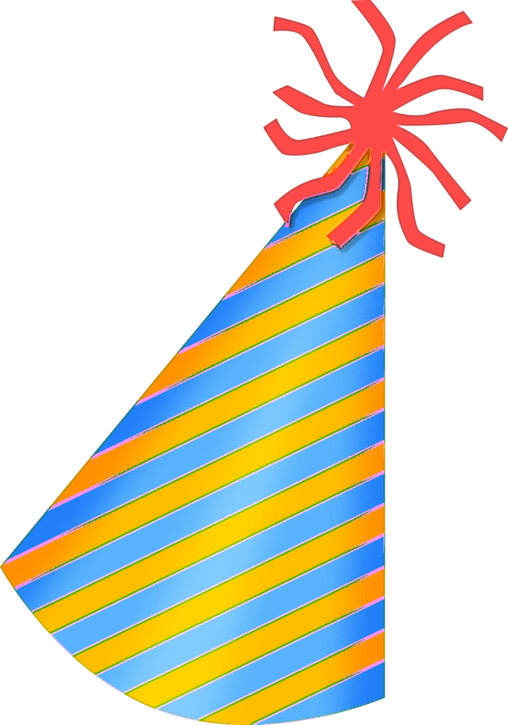 717x1024 Birthday Hat Happy Birthday Party Hats Transparent Clipart 2 2