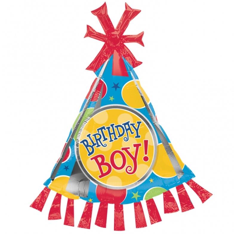 784x784 Best Birthday Hat Clipart