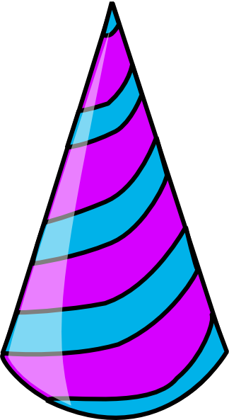 324x593 Birthday Hat Transparent Background Free Clipart 6 Clipartbarn
