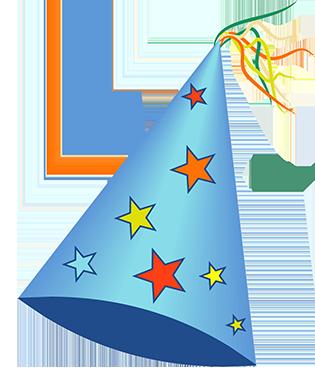 315x381 Birthday Hat Clip Art 2