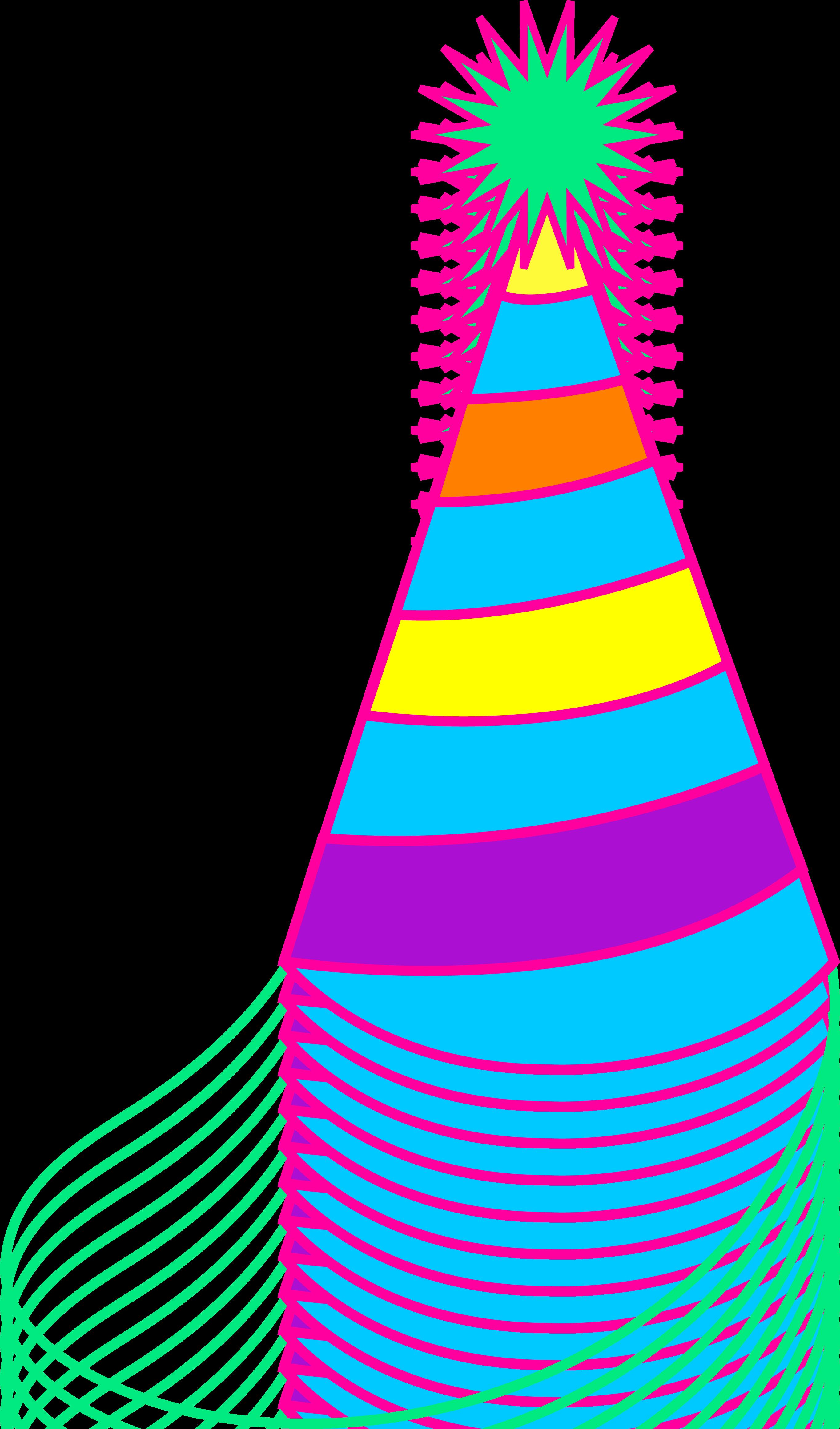 2729x4641 Birthday Hat Clip Art Tumundografico 4