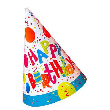 360x360 Best Birthday Hat Png