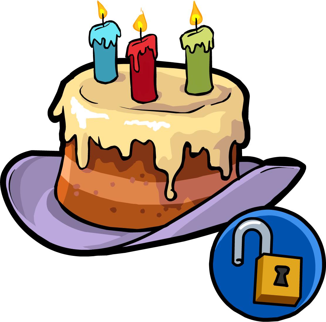1111x1096 Happy Birthday Hat Club Penguin Wiki Fandom Powered By Wikia