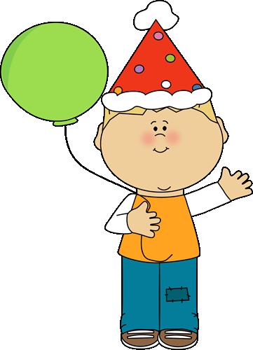 361x500 Kid Birthday Clipart