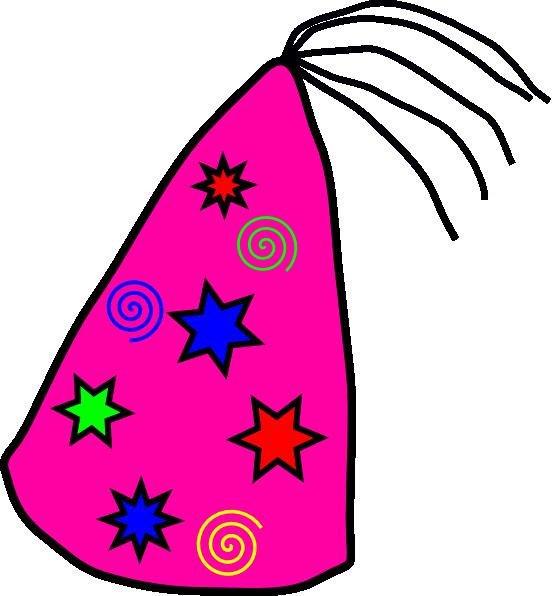 552x596 Party Hat Clip Art Free Vector 4vector